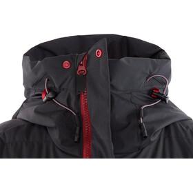 Klättermusen W's Atle 2.0 Jacket Burnt Russet/Raven